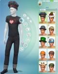 Kleidung für männliche Restaurant-Angestellte festlegen in Die Sims 4 Gaumenfreuden