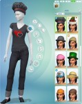 Kleidung für weibliche Restaurant-Angestellte festlegen in Die Sims 4 Gaumenfreuden