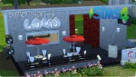 die sims 4 restaurants einf hrung simension. Black Bedroom Furniture Sets. Home Design Ideas