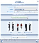 Spiesekarte bearbeiten in für Die Sims 4 Restaurants