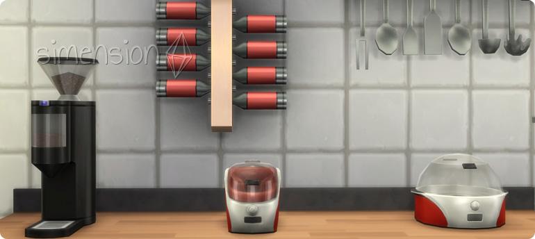 Küchenmaschinen für Kaffee- und Eisspezialitäten und Popcorn in Restaurants