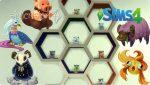 Die Sims 4 Sammlung Voidkreaturen
