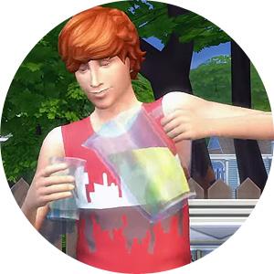 Limonade und Eistee in Die Sims 4 Gartenspaß-Accessoires