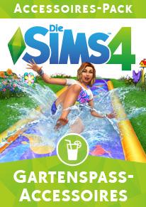 Die sims 4 Gartenspaß-Accessoires Cover