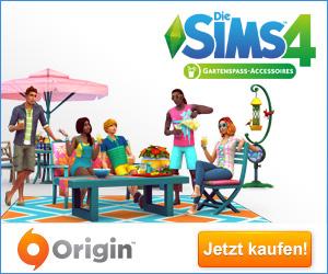 Die Sims 4 Gartenspaß-Accessoires auf Origin kaufen