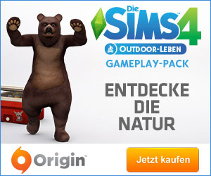 Die Sims 4 Outdoor-Leben auf Origin kaufen