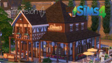 Die Sims 4 Tutorial Eigenes Restaurant bauen