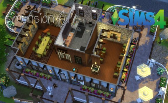 Die Sims 4 Tutorial: Eigenes Restaurant einrichten