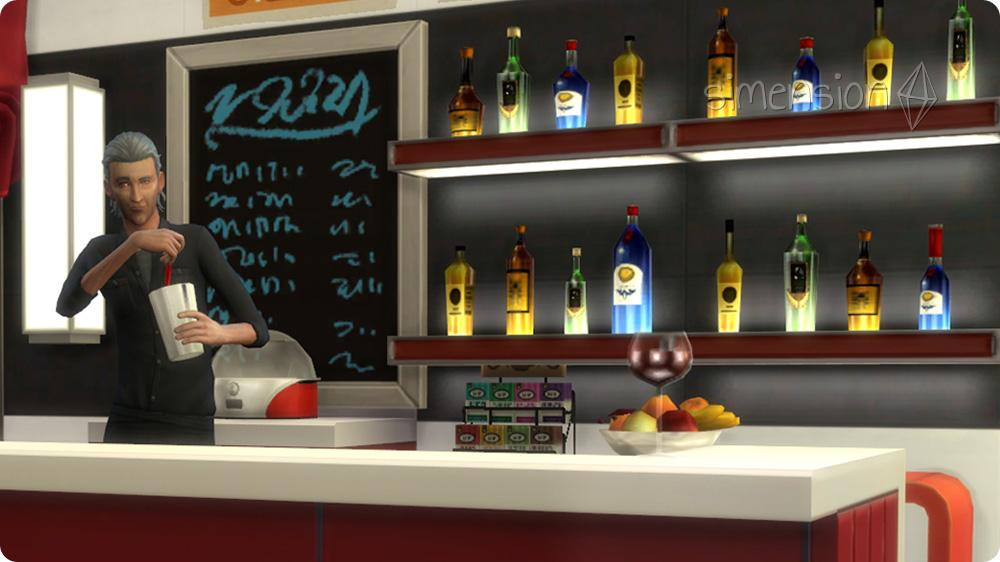 die sims 4 tutorial eigenes restaurant bauen 1 2 simension. Black Bedroom Furniture Sets. Home Design Ideas