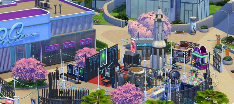 Die Sims 4 GeekCon