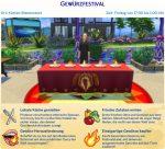 Die Sims 4 Festivals: Ankündigung des Gewürzfestivals