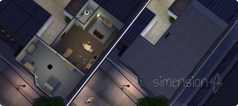 Appartments selber gestalten in Die Sims 4 Großstadtleben