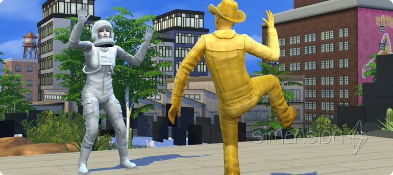 die-sims-4-grossstadtleben-lebendige-statuen