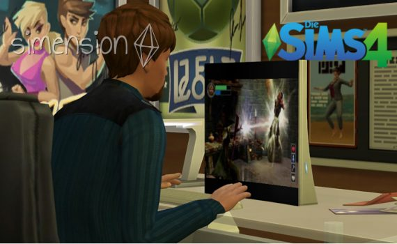 Die Sims 4 Karriere Soziale Medien