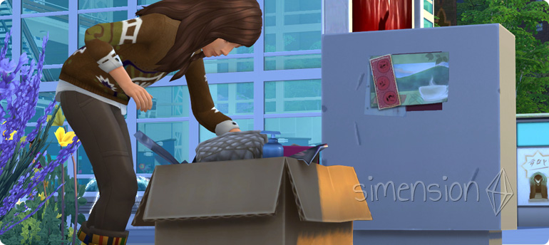 Schneekugeln finden in Die Sims 4