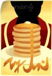 Die Sims 4 Sammlung Stadtposter Die Pfannkuchenlüge