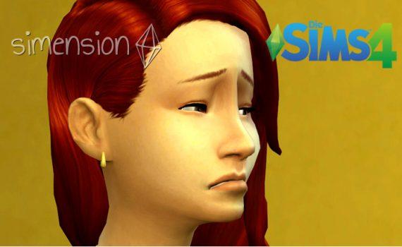 Die Sims 4 Emotion Beschämt