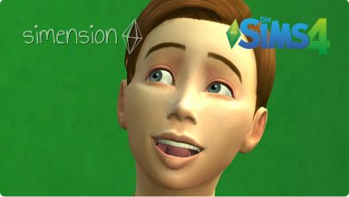 Die Sims 4 Emotion Glücklich