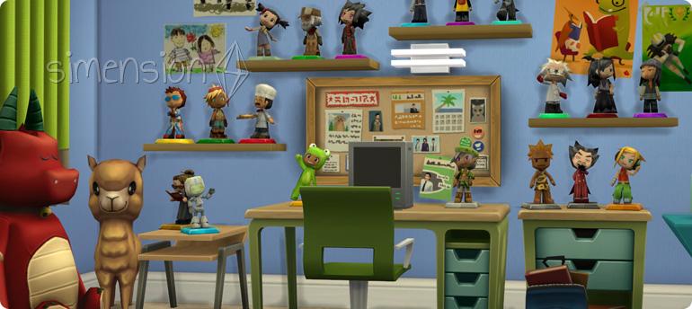 My-Sims-Figuren mit Plus auf Die Sims 4 Emotion Verspielt
