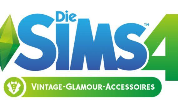 Die Sims 4 Vintage Glamour-Accessoires