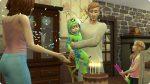 Die Sims 4 Kleinkinder: Kerzen am Geburtstagskuchen auspusten