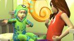 Die Sims 4 Kleinkinder: mit älteren Geschwistern plaudern