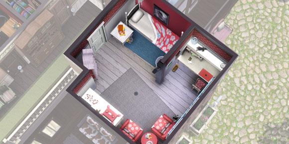 projekt 1 famili res wohnen im sanierten vierseithof bauernhof simension. Black Bedroom Furniture Sets. Home Design Ideas
