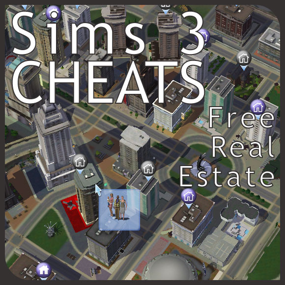 sims 2 free real estate cheat