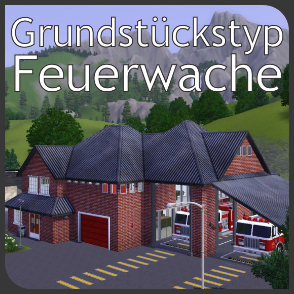 sims 3 karriere feuerwehr - simension, Innenarchitektur ideen