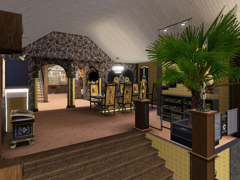 bau und h userwettbewerb loft wohnung simension. Black Bedroom Furniture Sets. Home Design Ideas