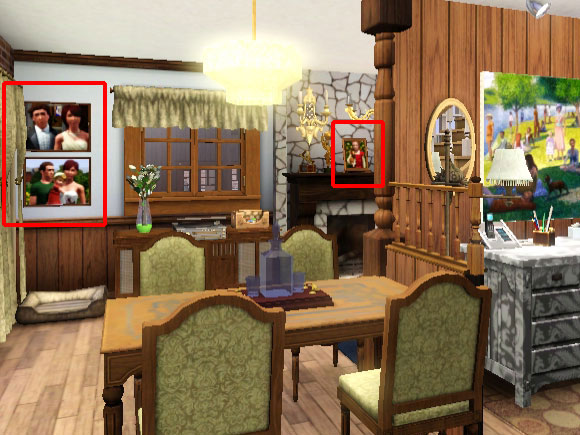 tutorial sims f r fotosessions auf. Black Bedroom Furniture Sets. Home Design Ideas