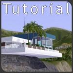 Sims-3-Tutorial-Hanggrundstuecke-schwebendes-Haus