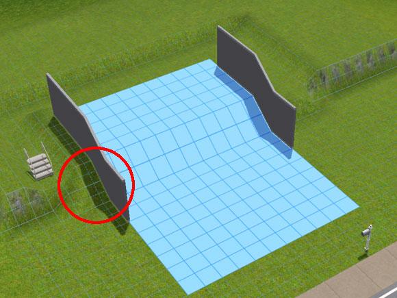 Tutorial kellertool keller teilweise in ihrer h he - Pool untergrund begradigen ...