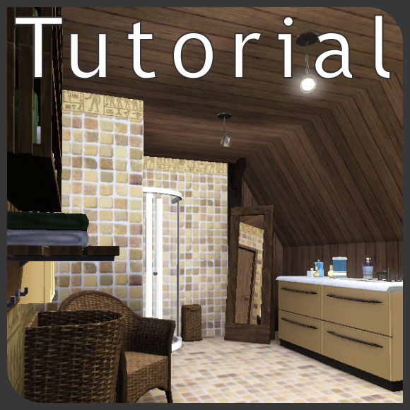 tutorial castable ceiling slope for attic rooms simension. Black Bedroom Furniture Sets. Home Design Ideas