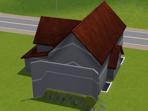 Dach an Dachschrägen anpassen