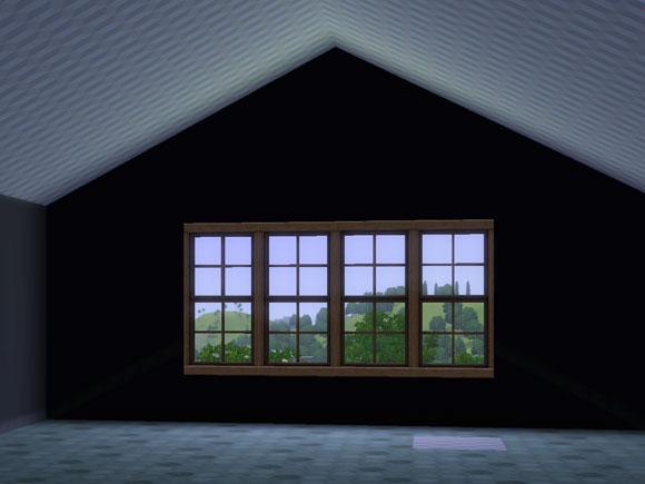 Sims 3: Tapezierbare Dachschrägen Für Hohe Lufträume Gestalten Von Dachschragen