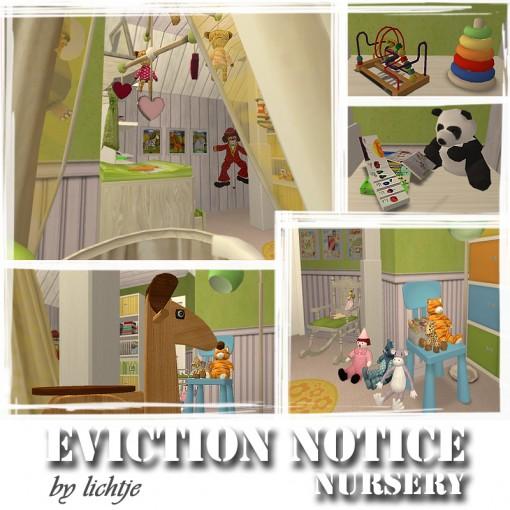 Architektur-Wettbewerb: Eviction Notice - simension