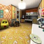 Sims 3 Gulfhaus - kids room   Kinderzimmer