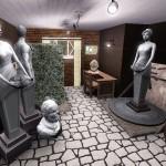 Sims 3 Gulfhaus - studio   Studio