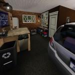 Sims 3 Gulfhaus - garage   Garage