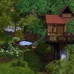 Sims 3 Gulfhaus - plaground   Spielplatz
