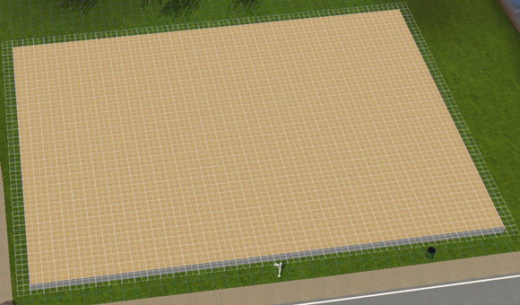 Sims 3 Constrain Floor Elevation Tutorial : Tutorial keller im fundament nach dem erdgeschoss