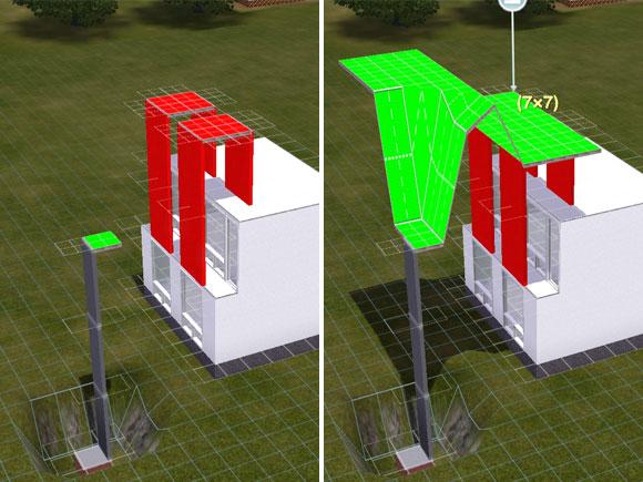 Constrain Floor Elevation The Sims 3 : Tutorial sichtschutz für gläserne fassaden gestalten